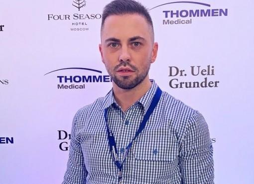 Мастер- курс Dr. Ueli Grunder — аугментация костной и мягких тканей вокруг имплантатов