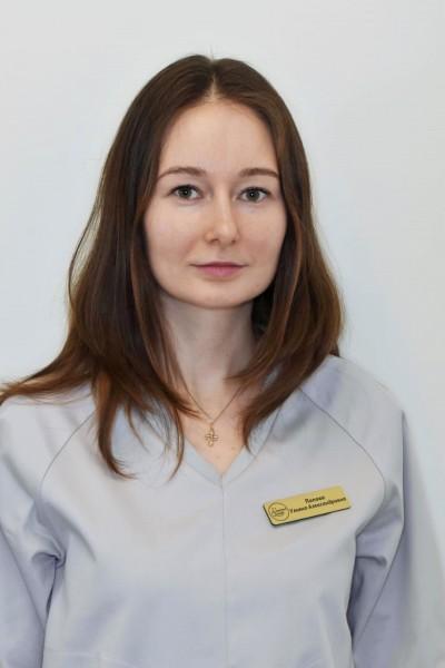 Попова Ульяна Александровна