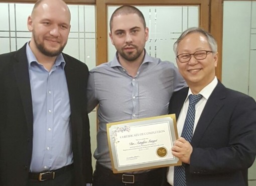 Международный конгресс по имплантации в Южной Корее