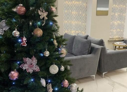 Режим работы клиники в новогодние праздники.
