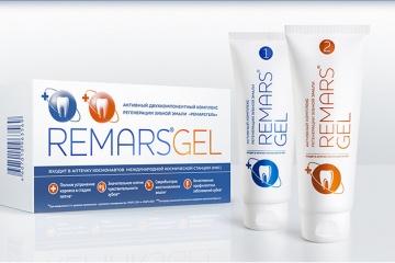 Ремарсгель - Комплекс для восстановления зубной эмали (Россия)